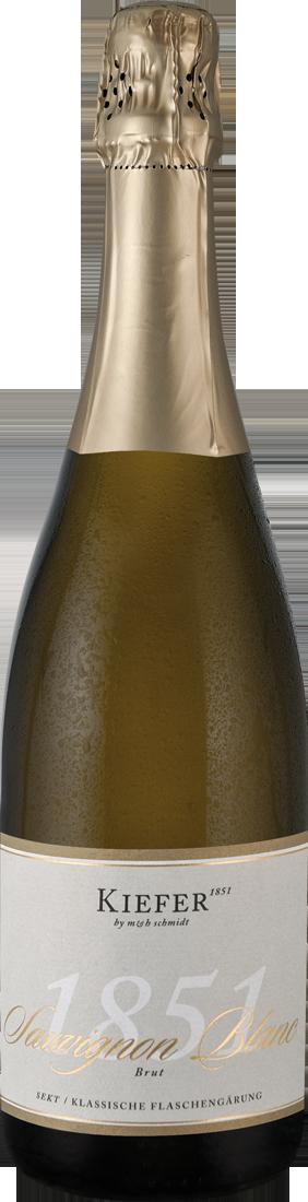 Weißwein Kiefer Sauvignon Blanc Sekt Brut Baden 13,32? pro l