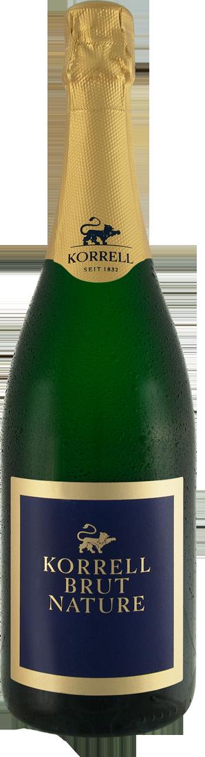 Weißwein Korrell Sekt Brut Nature Nahe 21,33€ p...