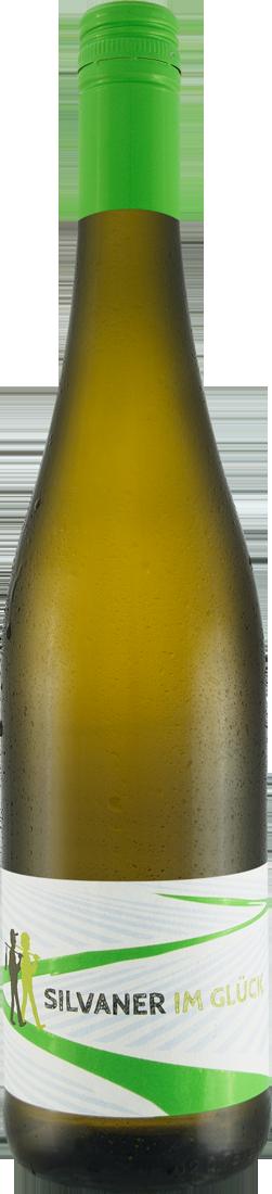 Weißwein Silvaner Im Glück QbA Rheinhessen 6,53? pro l