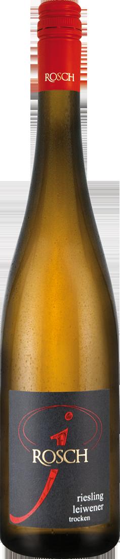 Weißwein Josef Rosch Leiwener Riesling trocken QbA Mosel 10,53€ pro l jetztbilligerkaufen