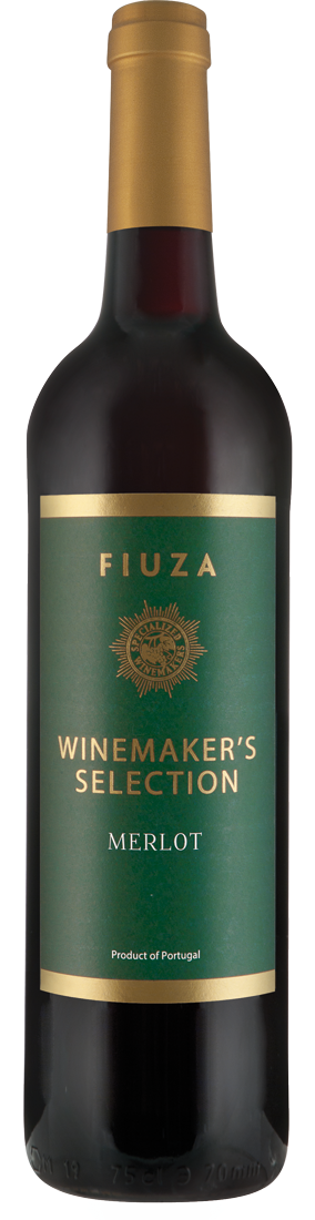 Rotwein Fiuza & Bright Merlot Winemakers Selection Tejo 7,99? pro l