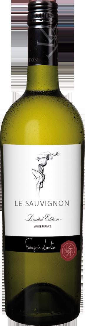 Weißwein François Lurton Sauvignon Blanc LE SAUVIGNON Limited Edition Südfrankreich 8,65€ pro l