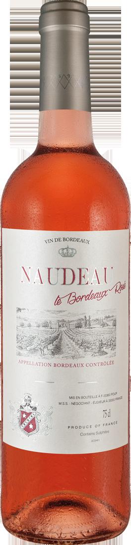 Roséwein Schröder & Schÿler Naudeau Le Bordeaux Rosé AOC Bordeaux 17,32? pro l