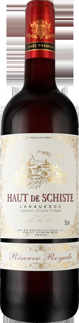 Rotwein Joseph Castan Haut de Schiste Réserve Royale AOP Languedoc 6,65€ pro l Sale Angebote Spremberg