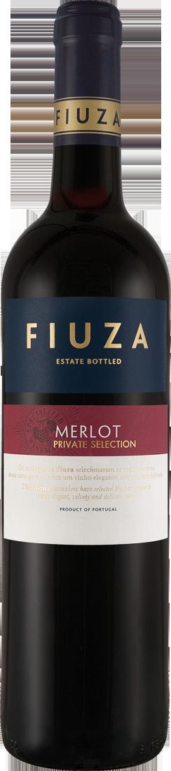 Rotwein Fiuza & Bright Merlot Private Selection Tejo 8,65€ pro l Sale Angebote Senftenberg