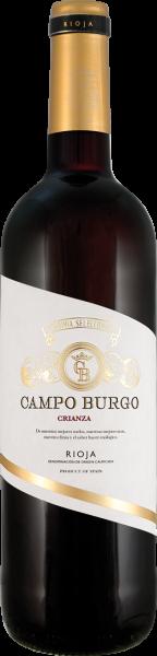 Bodegas Nubori Rioja Campo Burgo Crianza Vendimia Seleccionada DOC