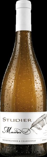 Studier Weißburgunder & Chardonnay LIGNUM trocken QbA
