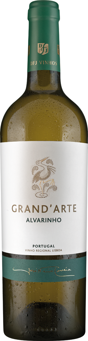 Weißwein DFJ Vinhos Alvarinho Grand Arte Lisboa 11,32? pro l