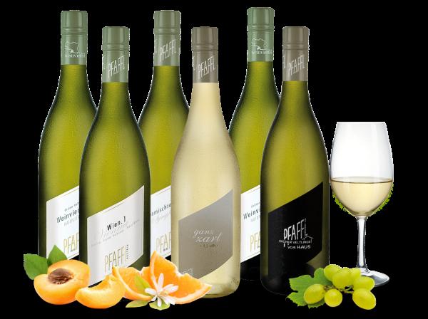 Kennenlernpaket Weingut R&A Pfaffl aus Österreich