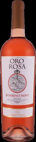Torrevento Bombino Nero Oro Rosa Puglia IGT
