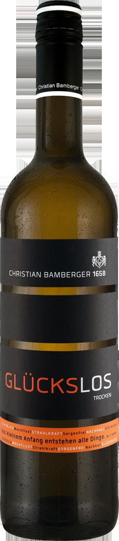 Weißwein Christian Bamberger Weißwein Glückslos...