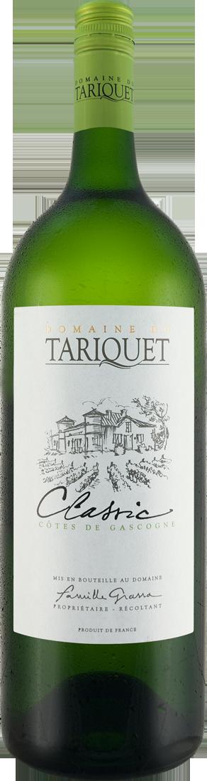 Weißwein Domaine du Tariquet Classic 1,5l Magnum Gascogne 6,66€ pro l