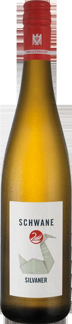 Weißwein Zur Schwane Silvaner trocken VDP Gutswein Franken 10,00€ pro l