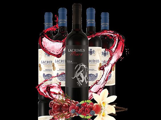 Lacrimus Rioja-Vorteilspaket