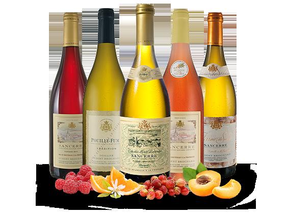 Kennenlernpaket Hubert Brochard von der Loire17,60€ pro l