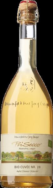 Manufaktur Jörg Geiger PriSecco 'Cuvée Nr. 28' alkoholfrei