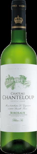 Château Chanteloup Sauvignon Blanc Bordeaux Blanc AOC