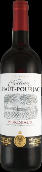 Château Haut-Pourjac Bordeaux AOC