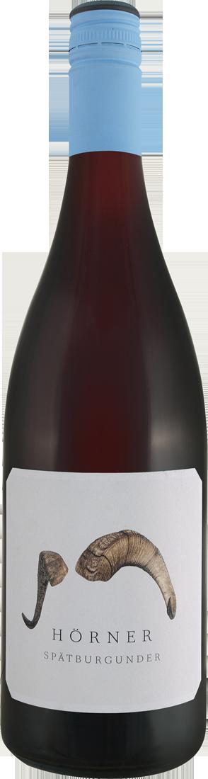 Rotwein Hörner Spätburgunder Widder Pfalz 25,20€ pro l