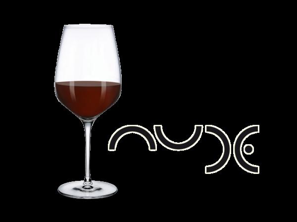 NUDE Rotweinglas Refine