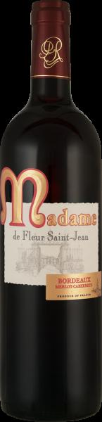 Maison Rivière Madame de Fleur Saint-Jean Bordeaux AOP