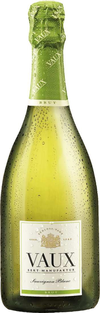 Weißwein Schloss Vaux Sauvignon Blanc Sekt Brut Rheingau 20,65? pro l
