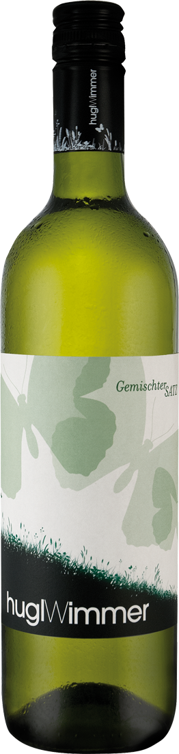 Weißwein Hugl-Wimmer Gemischter Satz Weinviertel 9,32? pro l