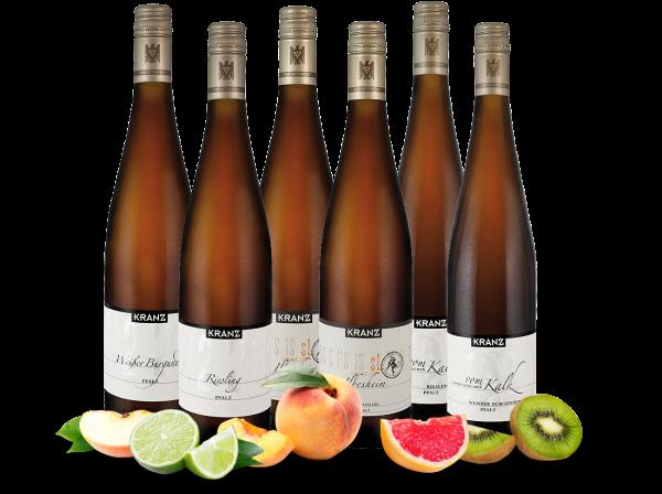 Kennenlernpaket Weingut Kranz aus der Pfalz