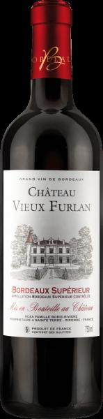 Château Vieux Furlan Bordeaux Supérieur AOC