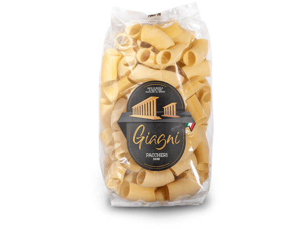 Pasta Giagni Paccheri 500 g