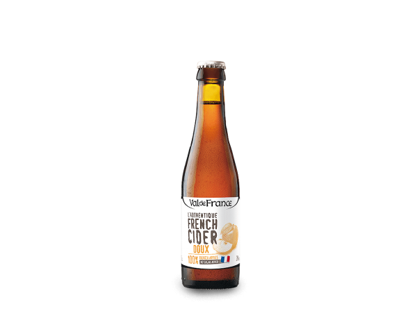 Les Celliers Associés L'Authentique French Cider Doux 2% vol. 0,33l