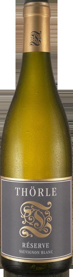 Weißwein Thörle Sauvignon Blanc Réserve QbA Rheinhessen 28,00? pro l