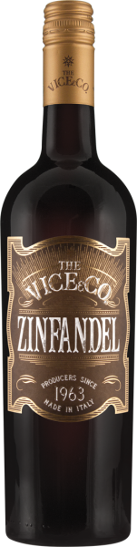 Terre Cevico The Vice & Co. Zinfandel Puglia IGP