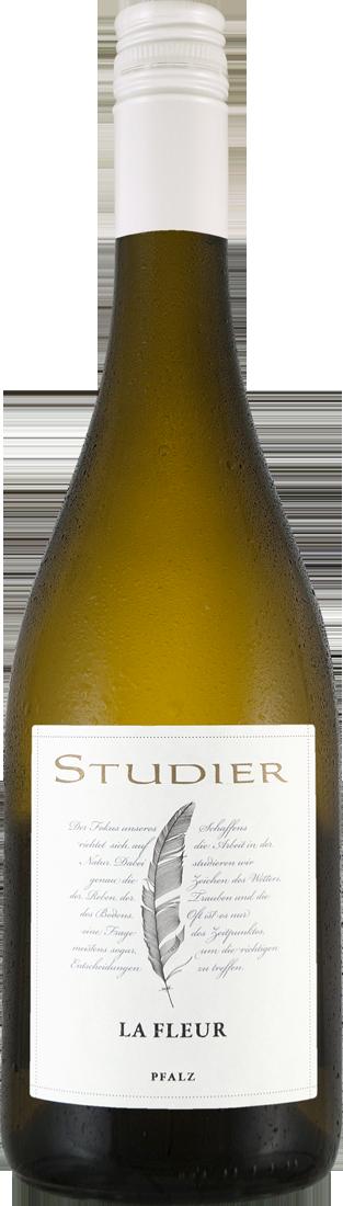 Weißwein Studier La Fleur lieblich QbA Pfalz 10,00€ pro l