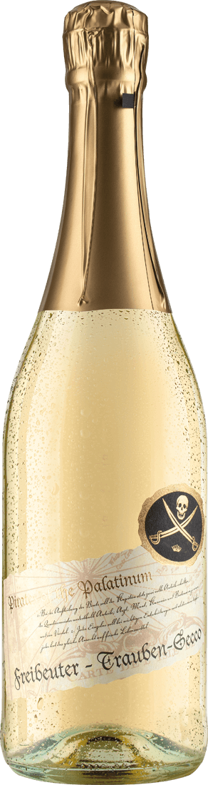 Lergenmüller Freibeuter Trauben-Secco alkoholfrei Pfalz 9,99€ pro l