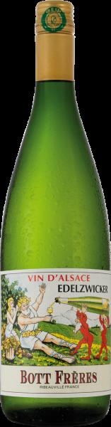 Domaine Bott Frères Edelzwicker Vin d'Alsace AOC