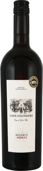 Cape Founders Shiraz Reserve