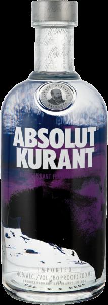 Absolut Kurant Vodka 40% vol. 0,7l