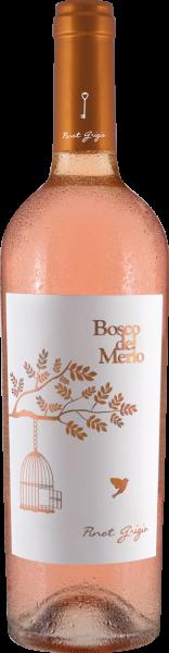 Bosco del Merlo Pinot Grigio Rosé DOC