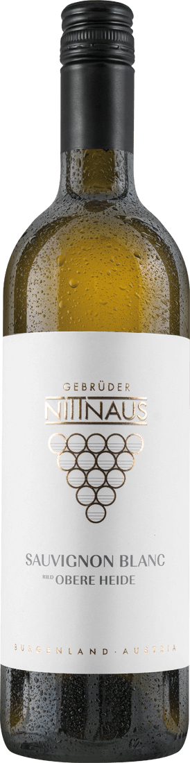 Weißwein Nittnaus Sauvignon Blanc Obere Wies Burgenland 11,87? pro l