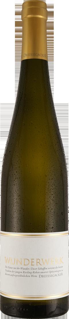 Weißwein Dreissigacker Riesling Wunderwerk Rheinhessen 23,87? pro l