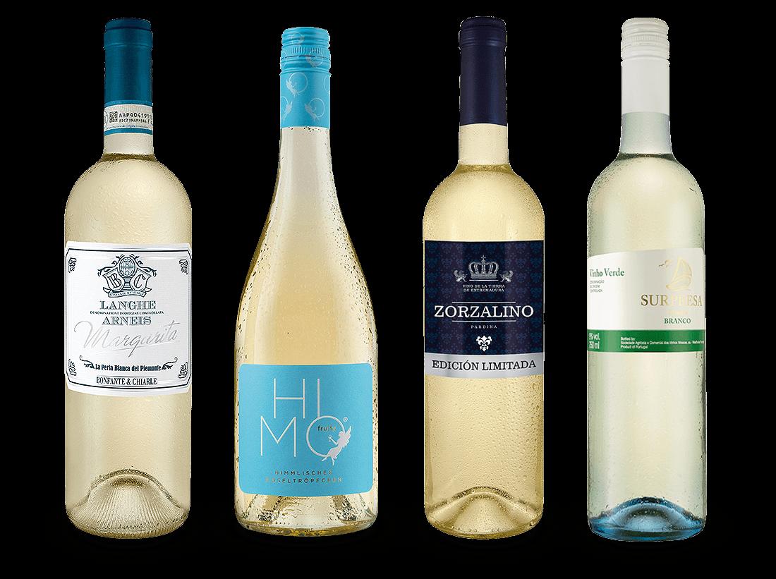 Probierpaket Weißweine6,66€ pro l