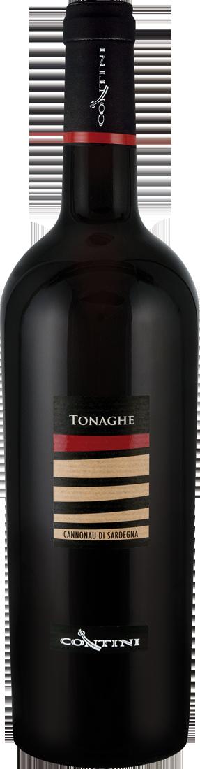 Rotwein Contini Tonaghe Cannonau di Sardegna DOC Sardinien 11,99? pro l