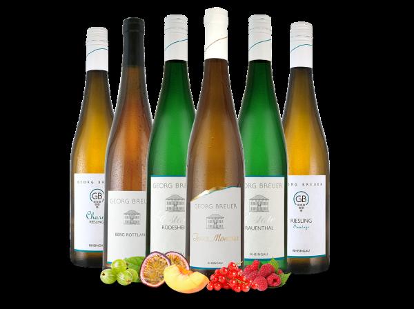 Kennenlernpaket Georg Breuer Edle Rheingau Rieslinge