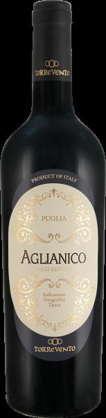 Torrevento Aglianico Gold Edition Puglia IGT