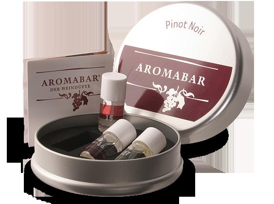 Aromabar Pinot Noir Schnupperdose