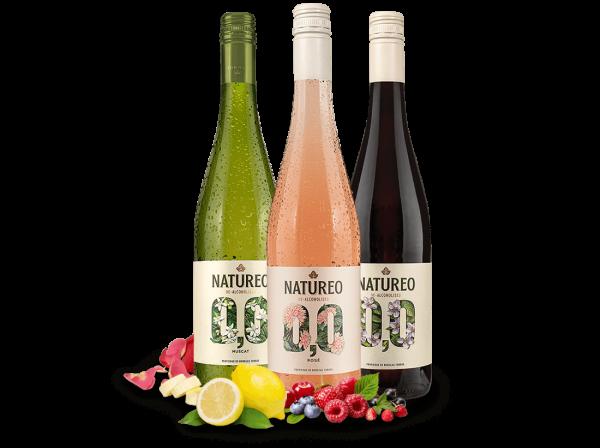 Kennenlernpaket Torres Natureo Free alkoholfreier Wein