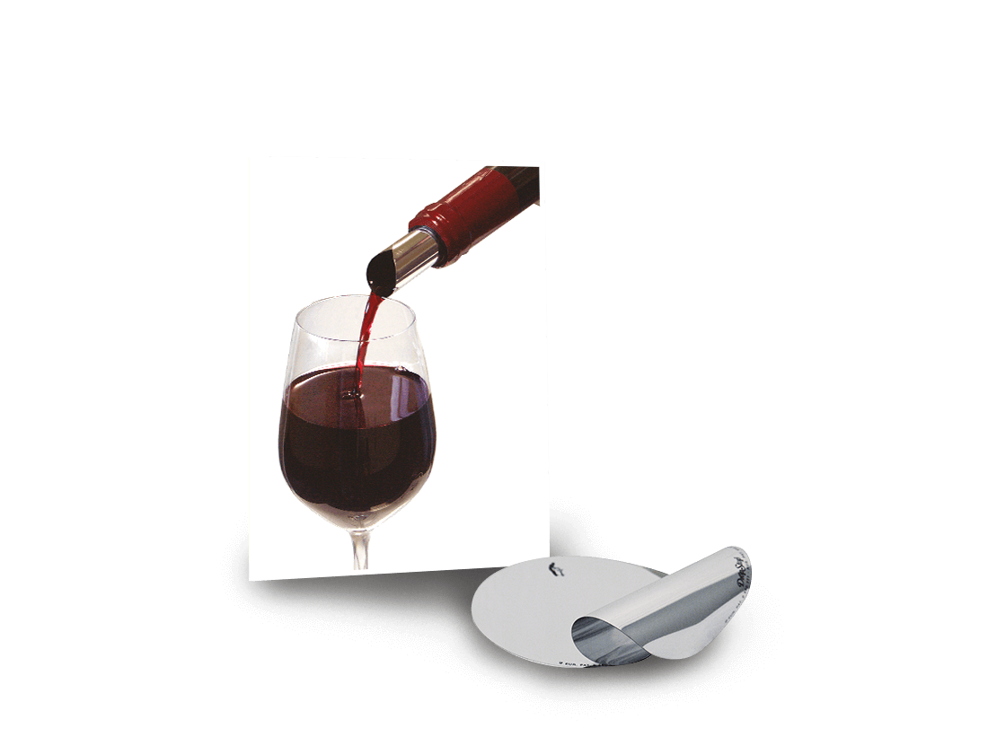 Image of Drop-Stop - Nie mehr Rotwein-Flecken