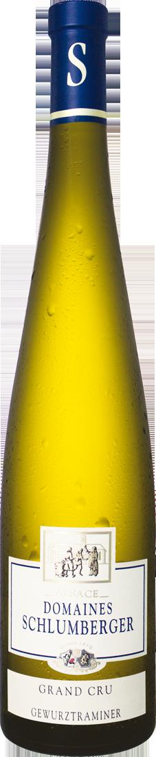 Weißwein Schlumberger Gewürztraminer Grand Cru Kessler Elsass 31,32€ pro l
