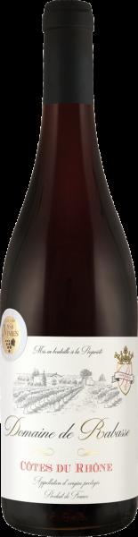 Pierre Vidal Domaine de Rabasse Cuvée Prestige Côtes du Rhône AOC